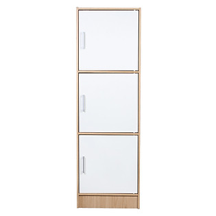Tủ Modulo Home Leo 3 Hộc 3 Cửa - 2567- Vân Sồi Tự Nhiên