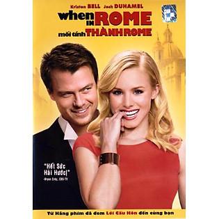 Mối Tình Thành Rome - When In Rome (DVD)