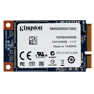 Ổ Cứng SSD Kingston Ms200 SATA III SMS200S3/120G - 120GB