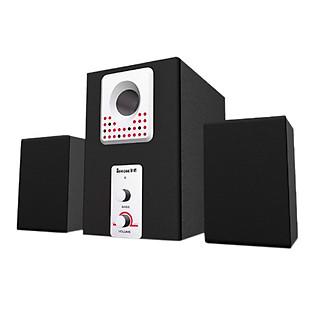 Loa Microtek MT-870 /2.1 - 15W