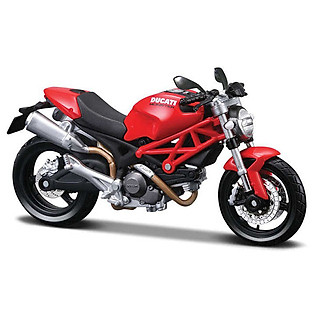 Đồ Chơi Lắp Ráp Xe 1:12 Maisto - AL Motorcycles MT39189