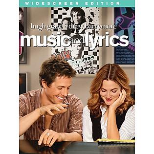 Nốt Nhạc Tình Yêu - Music And Lyrics (DVD9)