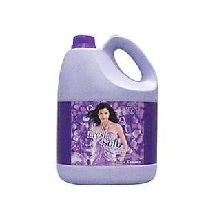 Nước Xả Vải Fresh Soft Chai 3800Ml - Tím