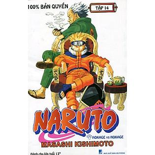 Naruto - Tập 14 (Tái Bản 2014)