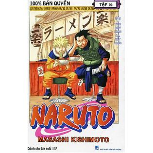 Naruto - Tập 16