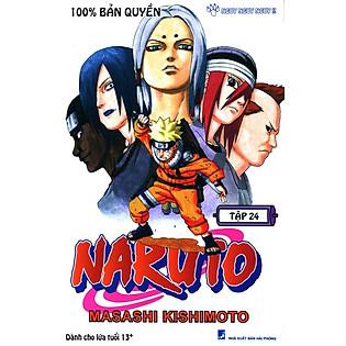 Naruto - Tập 24 (Tái Bản 2016)