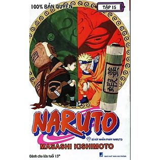 Naruto - Tập 15