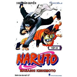 Naruto - Tập 23 (Tái Bản 2016)