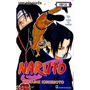 Naruto - Tập 25