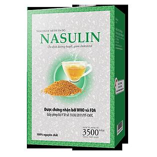 Thực Phẩm Chức Năng Thảo Dược Nasulin TDTG (700G)