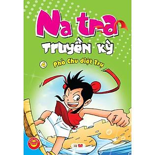 Natra Truyền Kỳ (Tập 4)