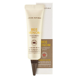 Thuốc Mỡ Trị Mụn Nature Republic Bee Venom Treatment Spot (30ml)
