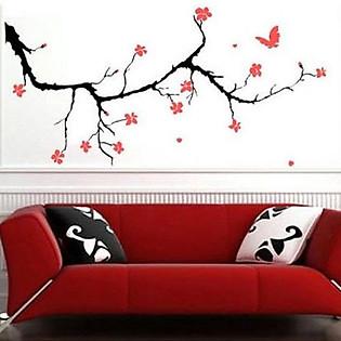 Decal Dán Tường Ninewall Cherry Blossom NB010