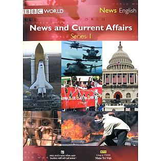 """News And Current Affairs - Series 1 (Kèm 1 CD, 1 DVD)"""