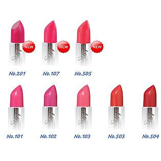 Son Bền Màu Suri Pure Matte Lipstick  E272 (3.5G)