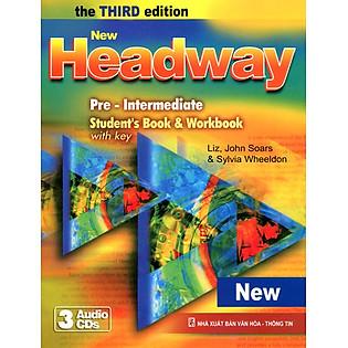 New Headway - Pre Intermediate (Third) (Không CD)