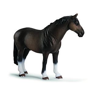 """Mô Hình Động Vật Schleich Bộ 4 Chiến Mã: Mustang, Tennessee Walker,  Hanoverian, Lipizzaner - 41373"""