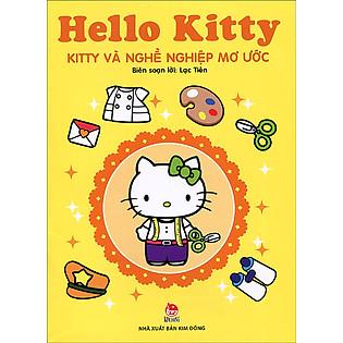 Hello Kitty Dán Hình - Kitty Và Nghề Nghiệp Mơ Ước