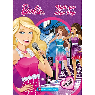 Barbie Chọn Nghề - Ngôi Sao Nhạc Pop
