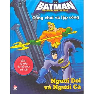 Batman - Người Dơi Và Người Cá