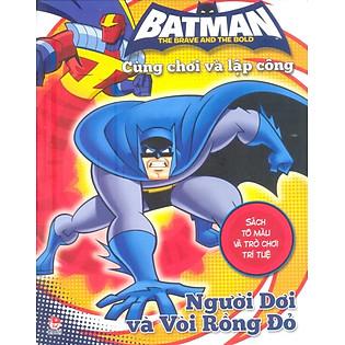 Batman - Người Dơi Và Vòi Rồng Đỏ