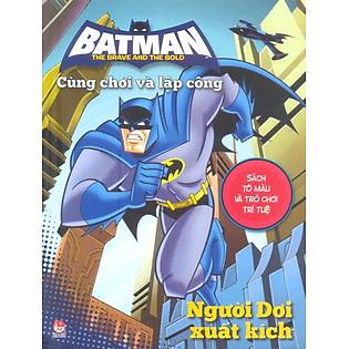 Batman - Người Dơi Xuất Kích