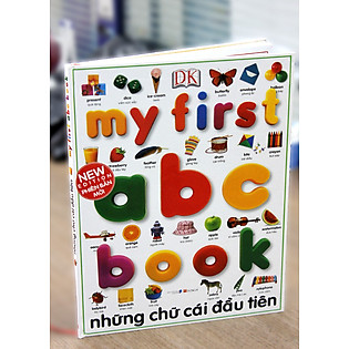 My First ABC Book - New Edition