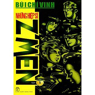 Những Hiệp Sĩ Z Men (Tập 1)