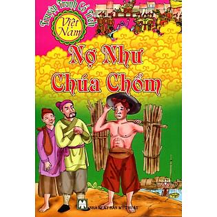 Truyện Tranh Cổ Tích Việt Nam - Nợ Như Chúa Chổm