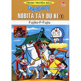 Nobita Tây Du Kí - Tập 1