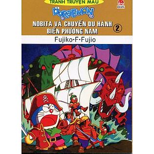 Nobita Và Chuyến Du Hành Biển Phương Nam - Tập 2