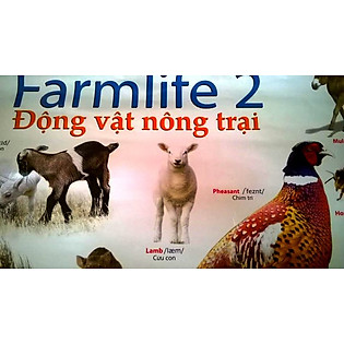 Poster Lớn - Động Vật Nông Trại 2