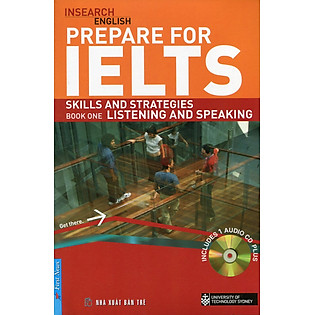Prepare For IELTS - Book One: Listening And Speaking (Kèm CD)