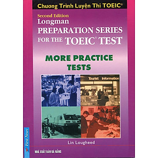 Longman Preparation Series For The TOEIC Test: More Practice Tests (With Answer Keys)