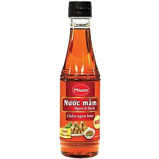 Nước Mắm Ngon & Sạch Miwon 500Ml