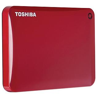 Ổ Cứng Di Động Toshiba Canvio Connect  II 1TB - USB 3.0