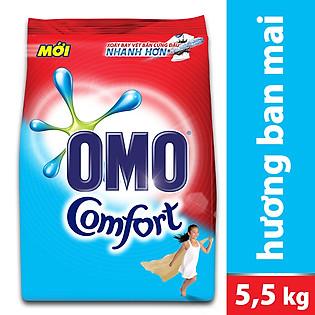 Bột Giặt OMO Hương Comfort (5.5Kg) - 32004701