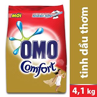 Bột Giặt OMO Comfort Tinh Dầu Thơm (4.1Kg) - 67021631