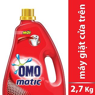 """""""Nước Giặt  OMO Cho Máy Giặt Cửa Trên (2,7Kg) - 21122475"""""""