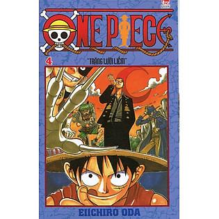 One Piece (Tái Bản 2014) - Tập 4