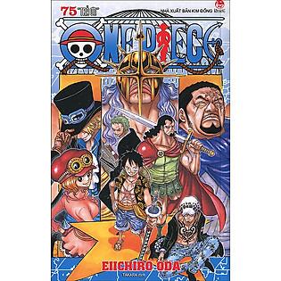 One Piece - Tập 75
