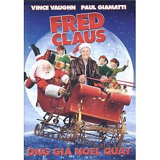 Ông Già Noel Quậy - Fred Claus(DVD9)