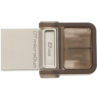 USB Kingston 2.0 Micro OTG_DTDUO - 8GB