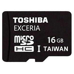 Thẻ Nhớ Micro SD Toshiba Exceria 16GB (Read 95MB/S - Write 60MB/S)