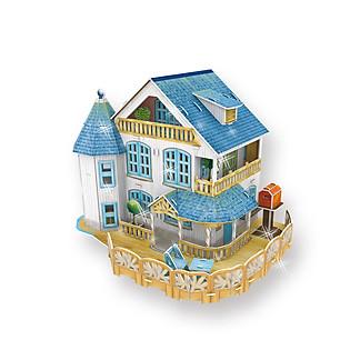 Mô Hình 3D - Bural Villa - P635H