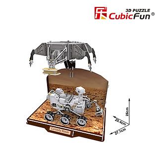 Mô Hình Giấy Cubic Fun: Curiosity Rover [P652h]