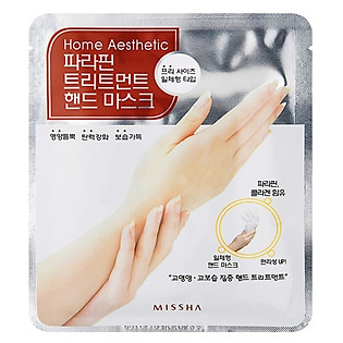 Mặt Nạ Tay Missha Home Aesthetic Paraffin Treatment Hand Mask - M8094