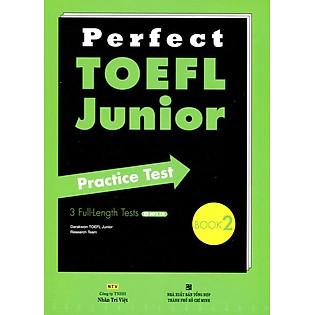 Perfect Toefl Junior  Book 2 (Kèm CD)