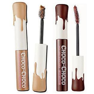 Mascara Chải Lông Mày Shinbing Face - Peripera Choco - Choco Brown Mascara