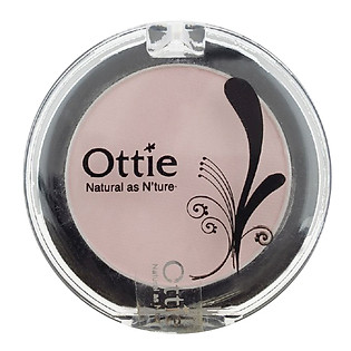 Phấn Mắt Màu Hồng Ottie Love Holic Single Eye Shadow #PK (3G)